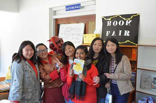 College Fair Celebrating a Decade of Inspiring Education in Bhutan 3 20181109