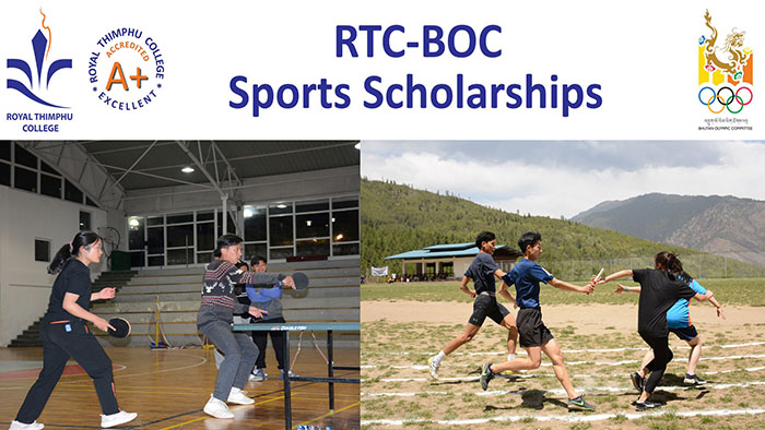RTC BOC Sports Scholarship 20190227